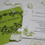 bespoke Wedding Stationery Hartlepool