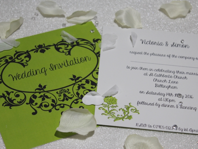 Wedding Invitations Hartlepool